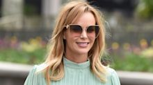 Amanda Holden uses this affordable foundation as she gives make-up tutorial with a twist
