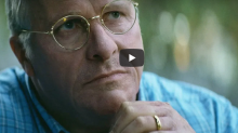 Christian Bale packs on the pounds, goes bald as Dick Cheney in first 'Vice' trailer