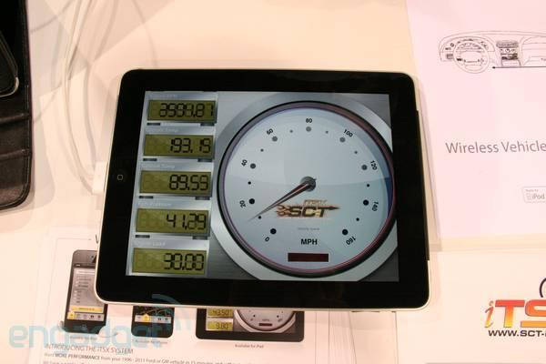 SCT iTSX lets you tune your car from your iPad (video)