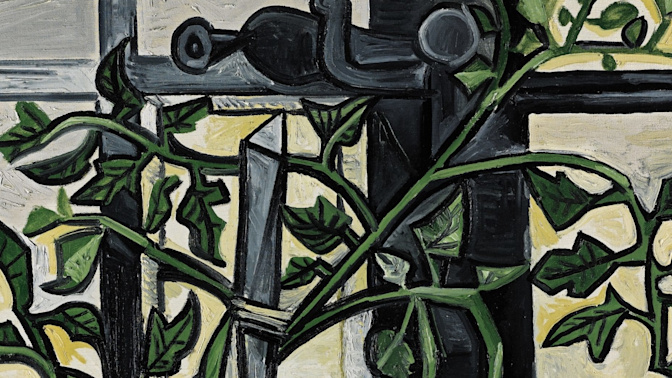 Picasso masterpiece that represents Nazi occupation of Paris set to fetch £15m at auction