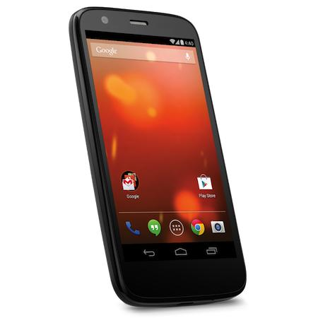 Moto G Google Play edition now available for $180