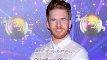 'Strictly' dancer Neil Jones says he was homeless for a period during his teenage years