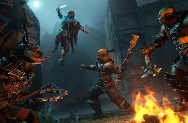 Playdate: We're livestreaming 'Middle-earth: Shadow of Mordor' on PS4! (update: game over!)