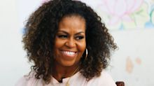 Michelle Obama Shares Family Christmas Card, Complete With Paw Prints