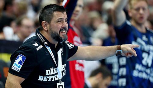 Handball: Ligasieg für Flensburg in der CL-Woche