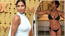 Padma Lakshmi 'feelin' fine at 49' in sultry bikini photo