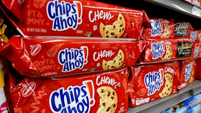 Chewy Chips Ahoy! cookies recalled