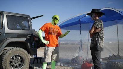 Military apologizes for threatening Area 51 tweet