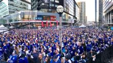 'Hell of a fight, hell of a season': Fans applaud the Leafs after stunning playoff loss to Washington