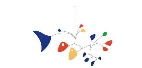 Google celebrates Alexander Calder and spinning things with HTML5 doodle