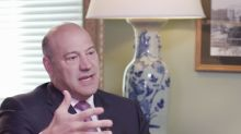 Gary Cohn: We won't put conditions on repatriated cash, and we're fine with stock buybacks