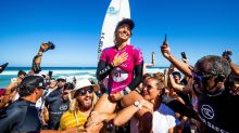 Fitzgibbons frothing over Olympics shot