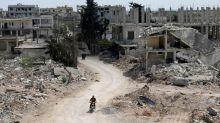 Deadly Syrian, Russian air strikes in Idlib amount to war crimes - U.N.