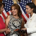 Inside Nancy Pelosi's War With AOC and the Squad