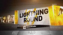 Cramer's lightning round: I'm sticking with this gold stock pick