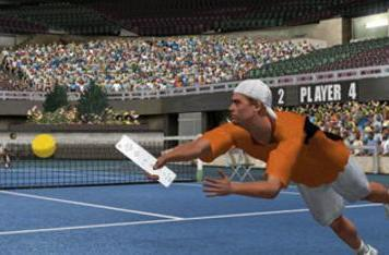 Top Spin Tennis is a real honest game