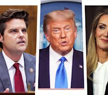 Matt Gaetz accuses GOP's Kelly Loeffler of bribing Trump with $50 million to push out her rival