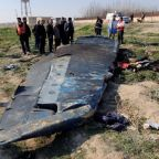 Iran asks U.S., France for equipment to download downed plane's black boxes