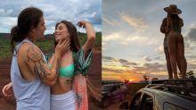 Maria Lina abre o coração para Whindersson após viagem romântica