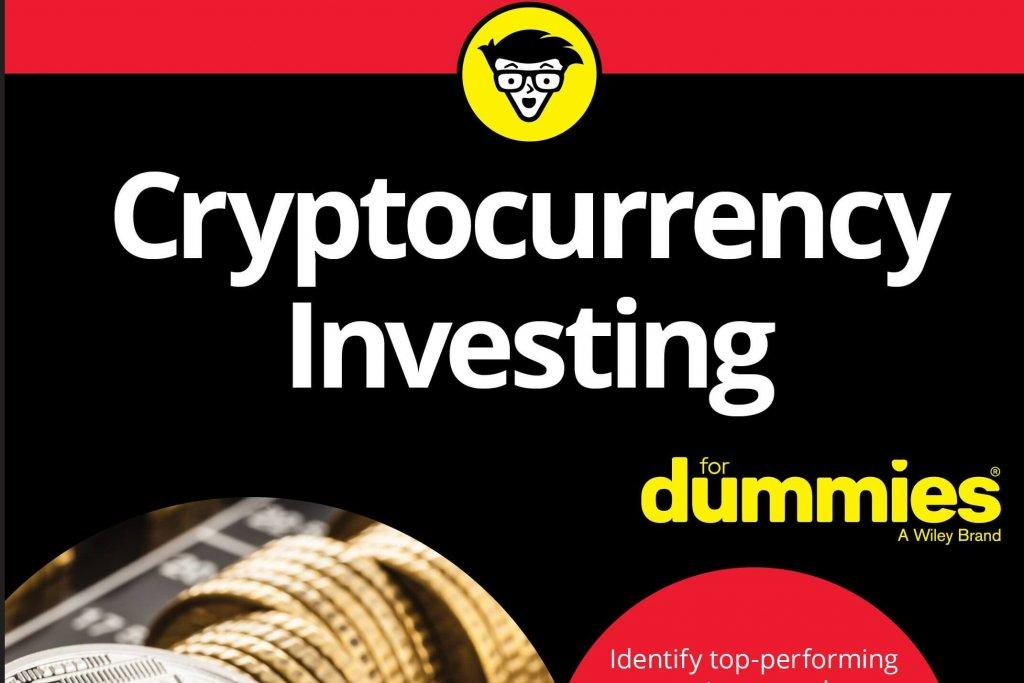 New crypto and blockchain books just for dummies