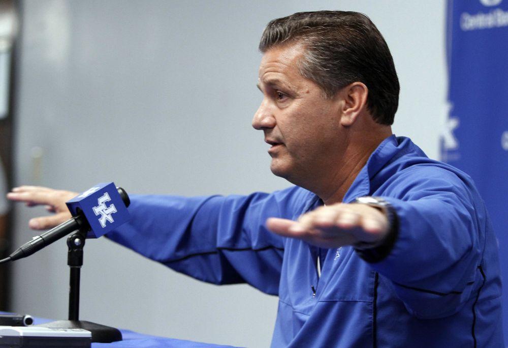 Kentucky media's pick to win SEC hoops title