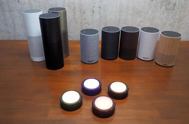 Amazon's new Echo designs bring Alexa in all sizes