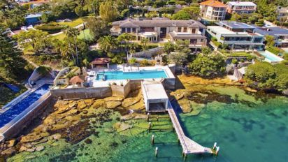 Australia's third most expensive home sold for $67m