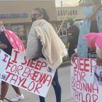 Houston march for Breonna Taylor brings out dozens