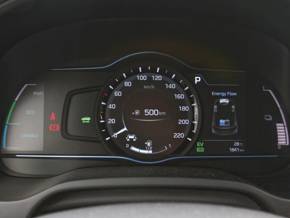 【路試報導】Hyundai Ioniq Hybrid