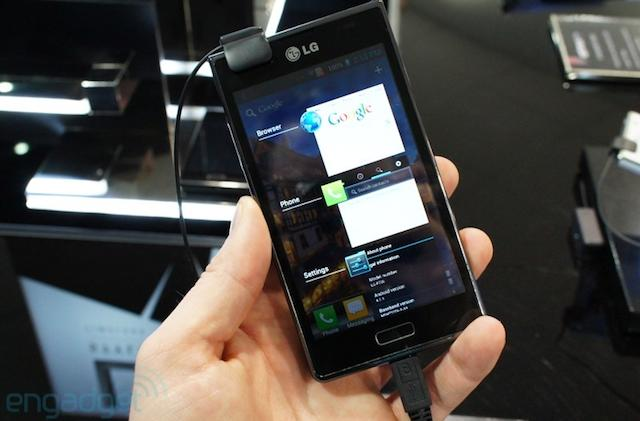 LG Optimus L7 reportedly joining Rogers' budget lineup