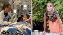 Girl dies after contracting brain-eating parasite from water up her nose