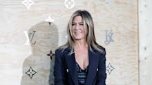Jennifer Aniston and Cate Blanchett go hell for leather at Louis Vuitton x Jeff Koons launch