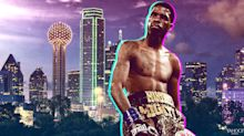 Maurice Hooker has traveled a long way to come back home