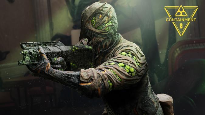 Rainbow Six Siege Containment event