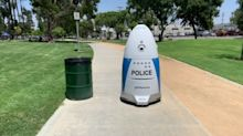 California police put Robocop on patrol in park