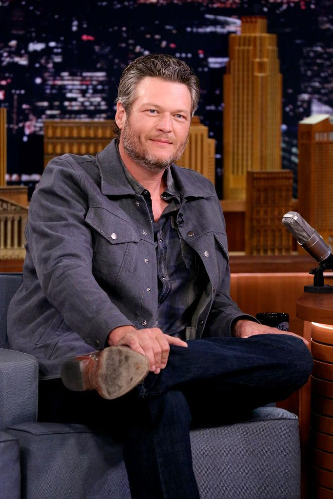 Blake Shelton Is This Year's Sexiest Man Alive