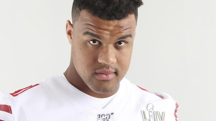 49ers DE Arik Armstead reveals how he's spending his time while quarantined