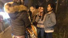 La 'caravana' de migrantes de Madrid de la que poco se habla