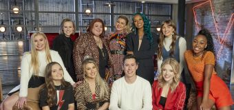 'Team Estrogen' adds some male energy on 'The Voice'