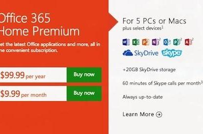 Microsoft Office 365 Home Premium brings inexpensive Office power to home Macs (Updated)