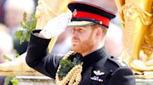 Prince Harry Said He Was Forced to Give Up His Military Titles