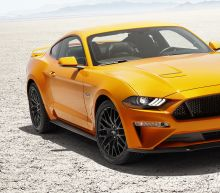 The 2018 Ford Mustang Starts at $25,585