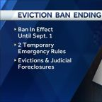 Judicial council votes to end foreclosure and eviction bans