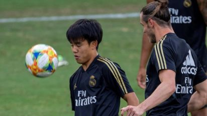 Bale, Kubo, Odegaard, Ceballos, Vallejo y Jovic: las seis incógnitas blancas