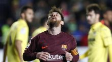 Messi, Suarez strike after Villarreal reduced to 10 men