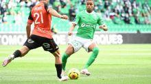 Foot - L1 - Saint-Etienne - Saint-Étienne: Kévin Monnet-Paquet a rejoué contre Lorient