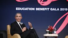 Barack Obama touches on equal opportunities, activism and social media at Singapore gala event