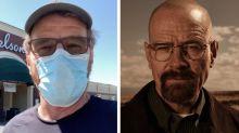 Bryan Cranston ('Breaking Bad') revela que tuvo coronavirus y llama a usar la mascarilla