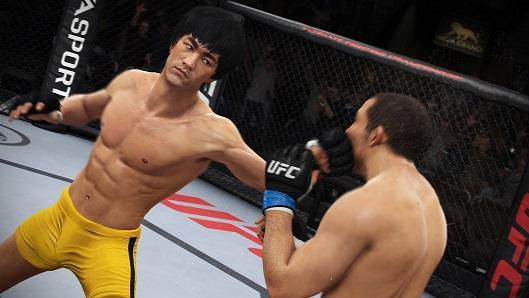 EA Sports UFC kicks back on EA Access next week