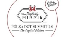 Disney Announces Digital Summit Inspired by Minnie Mouse in Celebration of National Polka Dot Day
